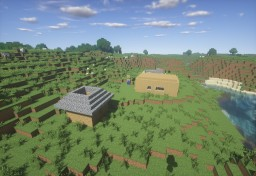 The Survival Redstone House