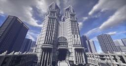 Insomnia Citadel (Final Fantasy XV) Minecraft