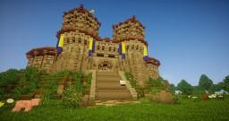 [USG] Castle inquisition Minecraft Map & Project