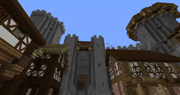 Second gatehouse