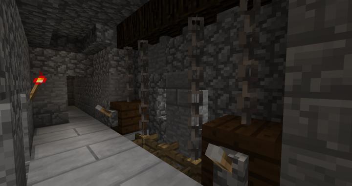 Gatehouse interior