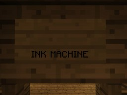 BENDY AND THE INK MACHINE Minecraft Project