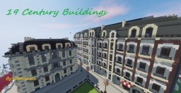 19 Century Buildings (free download) Minecraft