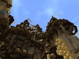 Minecraft Build - AirDale Citadel by The_Rexon12 Minecraft Project