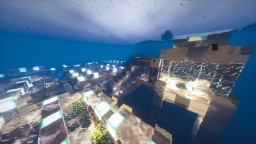 Improvised Modern Underwater House Minecraft Map & Project