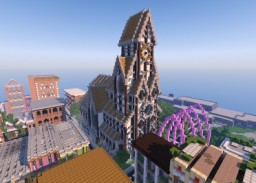 >>>NESK VALLEY PROJECT ----- APRIL 2017 Minecraft