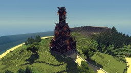 Lala`s Mansion Minecraft Map & Project