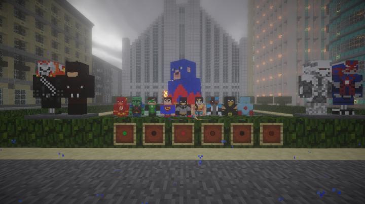 1 7 10 SUPER CUSTOM NPCS (WIP) Modders Needed!!! Minecraft Mod