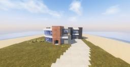 2017 Modern Mansion I Oakland Minecraft Map & Project