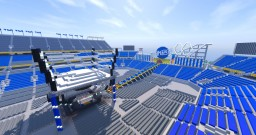 WWE WrestleMania 33 Stage (Official) Minecraft Project