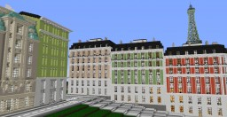 City Update 1 Minecraft Map & Project