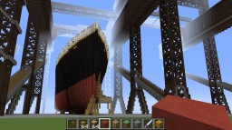 RMS TITANIC! NEW! MOST ACCURATE 2:1! GANTRY VERSION! Minecraft