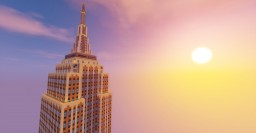 Empire State Building Minecraft