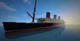 RMS Royalia Minecraft Map & Project