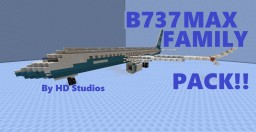 NEW Boeing 737MAX Family Pack! (Full Interiors + Download)