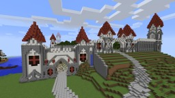 Marble Palace Minecraft Project