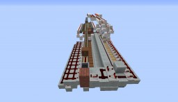Advanced Minecart Station Minecraft Project