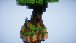 Realm of Lothiredon » Skyblock! Minecraft Project