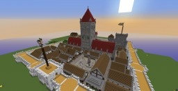 The City of Tharbad Minecraft Project