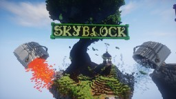 Realm of Lothiredon - Skyblock/Creative/Survival/Spleef/KitPvP! Minecraft Server
