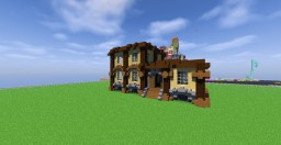 Small Project #3 Minecraft Project
