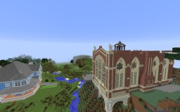 Tudor & gothic house Minecraft Project
