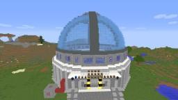 Star Burst laboratories Minecraft Project