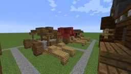 Carriage Ressource Minecraft Project