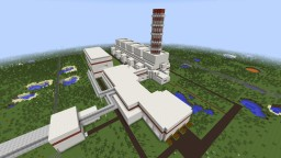 Soviet Nuclear Power Plant | IC2 | Nuclear Control Minecraft Map & Project