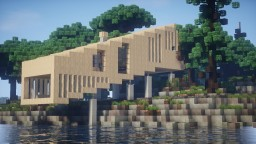 Forest Stilt House Minecraft Map & Project