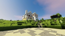 Beach House Dream... Minecraft