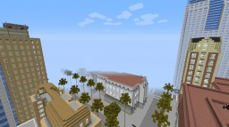 GTA MAP Los Santos for 1.8 Minecraft Map & Project