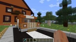 My modern house ( v 1.11.2) Minecraft Project