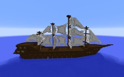 Bataille navale V2 - Pirate battle V2 Minecraft Map & Project