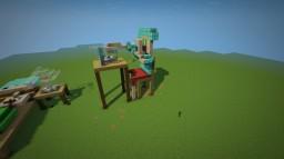 Man Minecraft Project