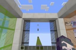 Chameleon run BETA Minecraft Map & Project