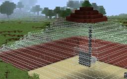Underground Mega Base Minecraft Map & Project