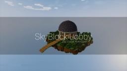 SkyBlock Lobby Minecraft