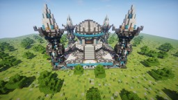 Cool Minecraft Server Spawn Minecraft Map & Project