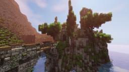 Ruine von Grauenfels - AmaniaCraft Minecraft Project