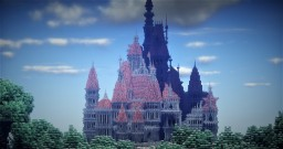 Disney - beauty and The Beast -Map Minecraft