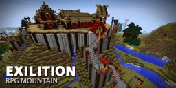 Exilition Montain Minecraft Map & Project