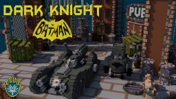 Dark Knight Spawn/Lobby/Hub Minecraft Project