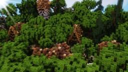 Mystwood Village Minecraft Project