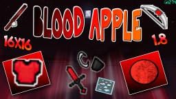 DustStorm Blood Apple Pack 16x16 Minecraft Texture Pack