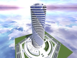 Quartz Tower #12 Minecraft Map & Project