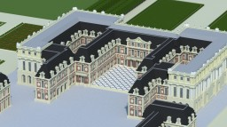 Château de Versailles - 1670 Minecraft