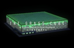 The Grass Cube | The BeiJing National Aqatics Centre Reimagined by LinsCraft Minecraft Project