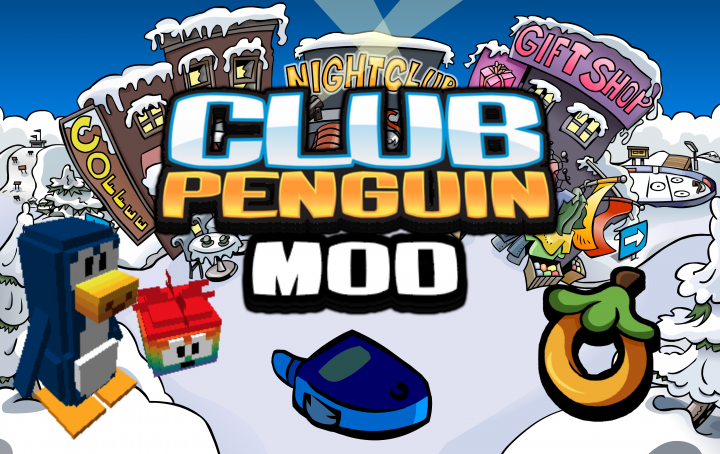 Club Penguin Mod 1 11 2 (Ver  2 5) UPDATED! Minecraft Mod