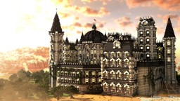 Solaces - The old mansion Minecraft Project